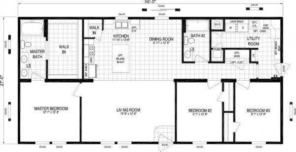 Schult Heritage Jackson - Floor Plans