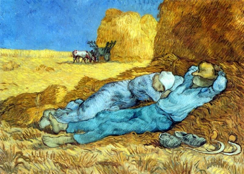 LVI  Opere Vincent Van Gogh