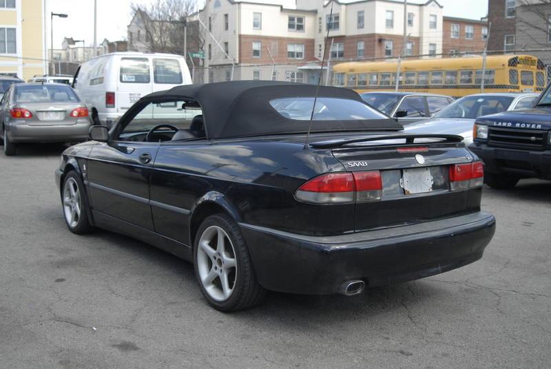2000 Saab Viggen 9-3 Convertible Black On Black With Black Top - SaabCentral Forums