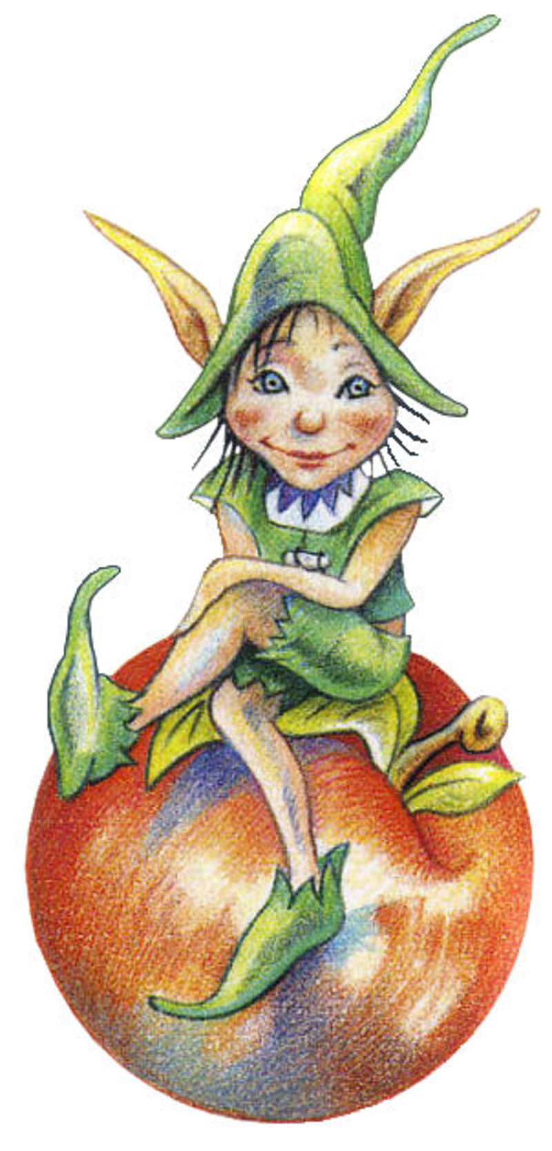 Résultat d'images pour elfes mutins dessins