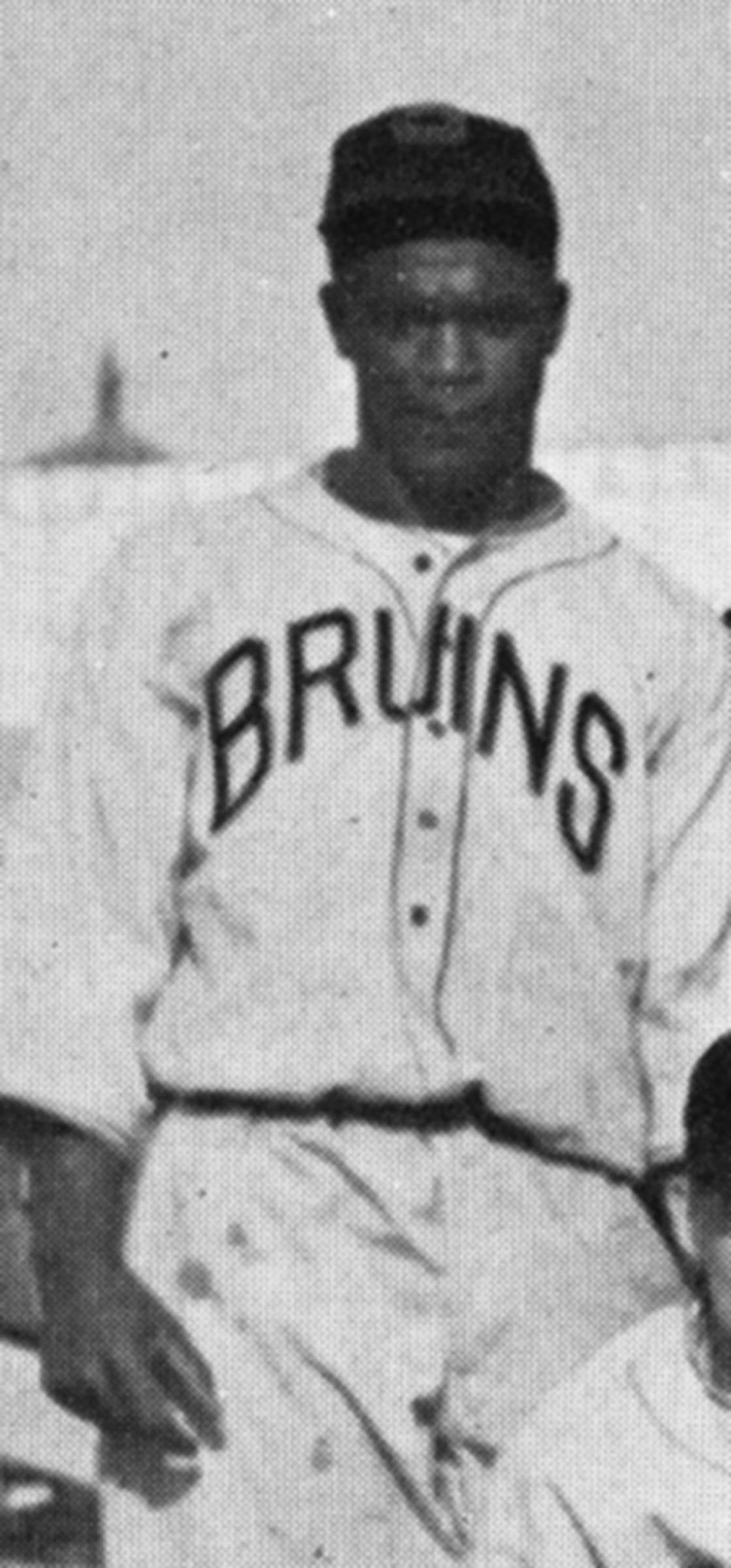Ucla Bruins Baseball Kenny Washington Vs Jackie Robinson
