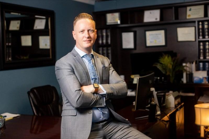 Sean O'Callaghan Esq, Lawrence C Hill and Associates