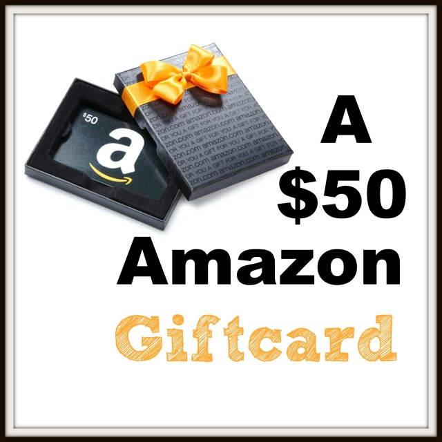 A $50 Amazon Giftcard