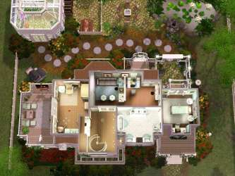 practical magic plans sims floor screenshot