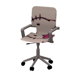 Hello Kitty Desk Chair Revolving Bearing Office By Bam Boom Bang The Exchange Community