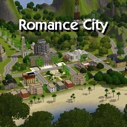 Les Sims 3 Romance City