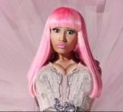 nicki minaj pink hair diamonds 11 22