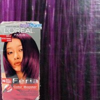 loreal feria hair color purple the gallery for gt loreal ...