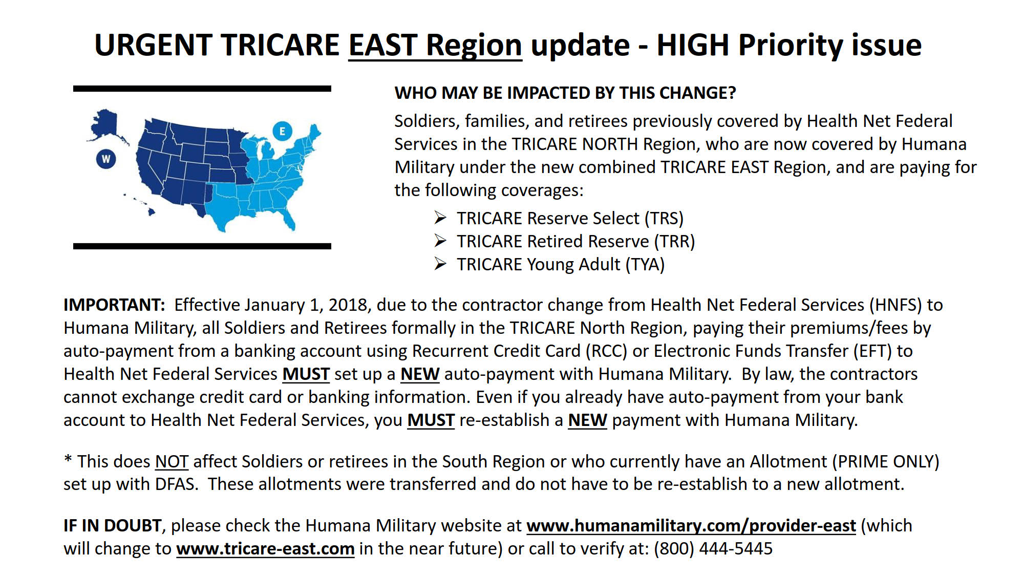 TRICARE  Lehigh Valley Military Affairs Councils Blog
