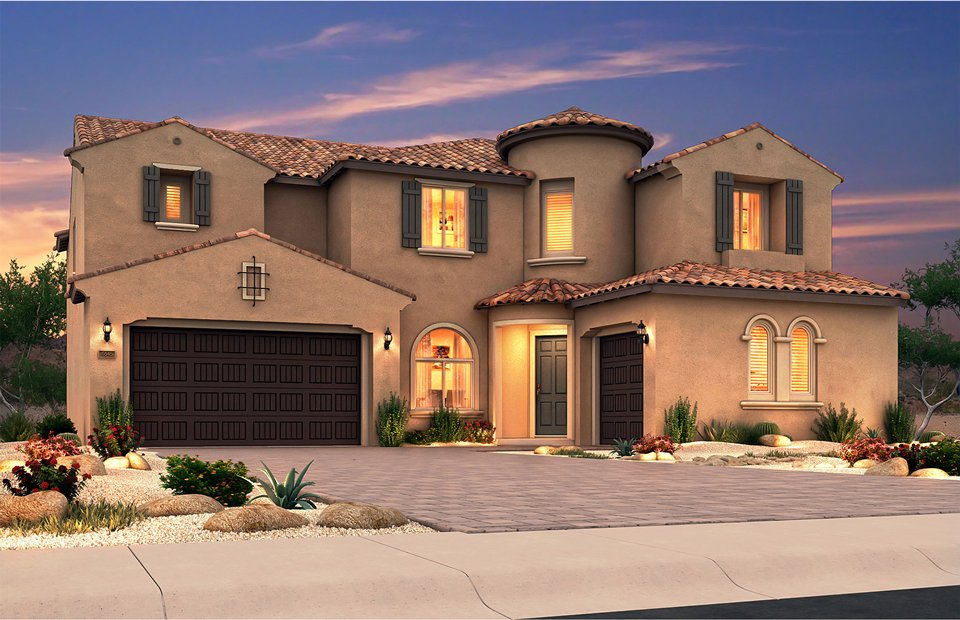 New Construction Homes In Southwest Las Vegas: East Of