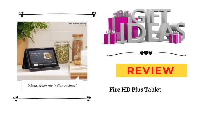 Fire HD Plus Tablet
