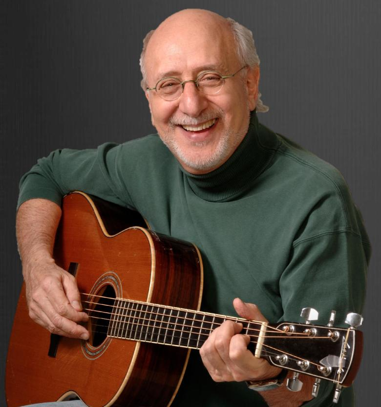 lonesome traveler: the concert with peter yarrow - live performing