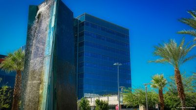 The One Summerlin building