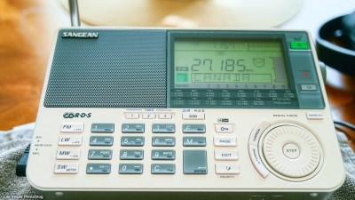 Sangean Shortwave Receiver