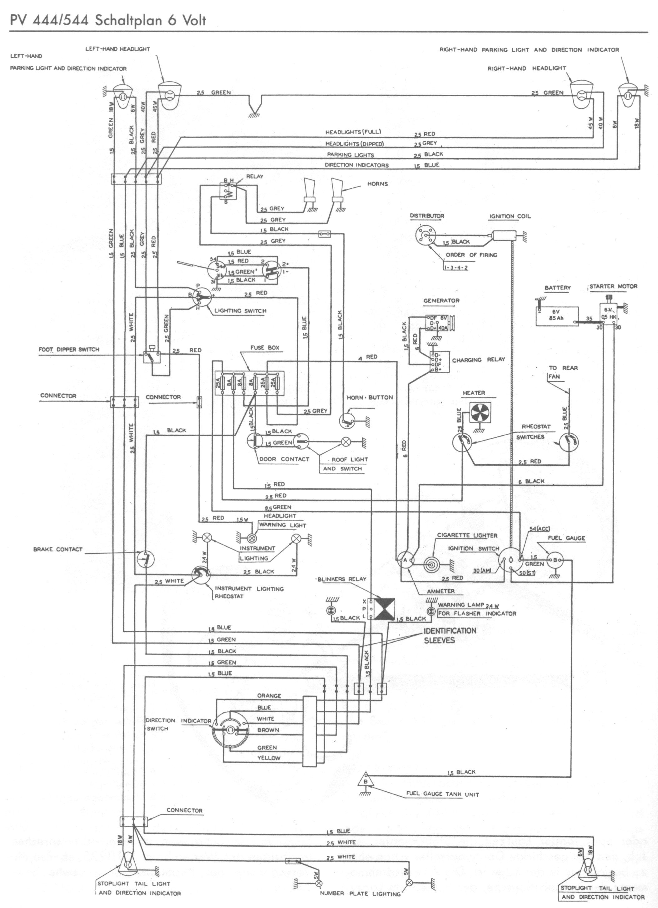 Schaltplane Networksvolvoniacs
