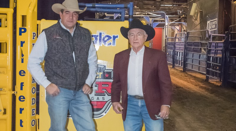 NFR History In The Making As General Manager Shawn Davis Phases Out