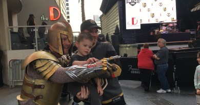 10,000 Pack Fremont Street Experience For Golden Knights FanFest/LoveFest