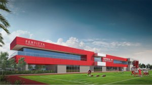 UNLV football training center