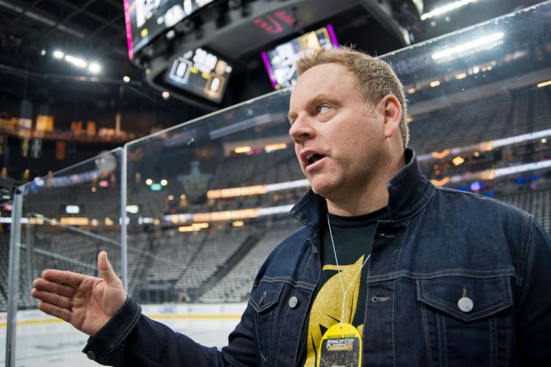 Golden Knights 'Crowd Igniter' Says You Come To Las Vegas