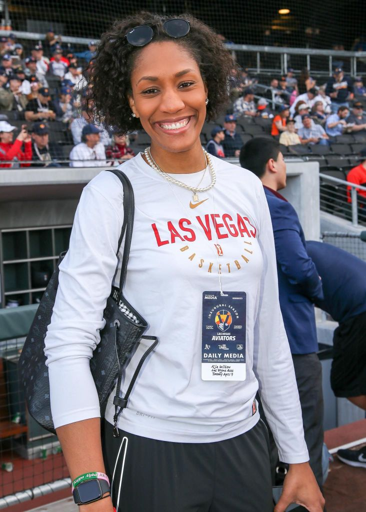 Marketing Ace — A'ja Wilson Enlisted To Score Points And Ticket Sales For Las Vegas' WNBA Team
