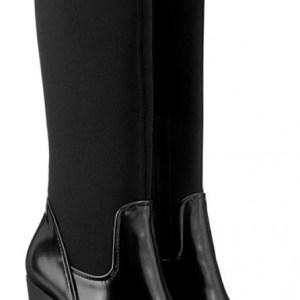 Dámske čižmy Calvin Klein Jeans Sintra black 015