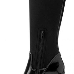Dámske čižmy Calvin Klein Jeans Sintra black 06