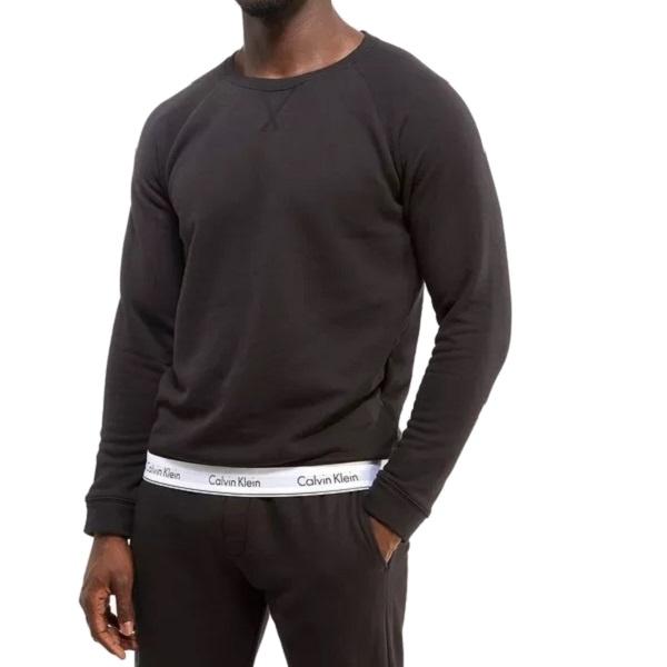 Mikina Calvin Klein Modern Cotton Sweatshirt 001