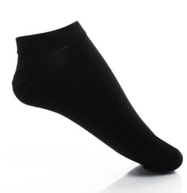 Ponožky Diesel 3 Pack Sock čierne detail foto
