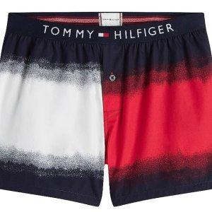 Šortky Tommy Hilfiger WV Dip Dye Flag