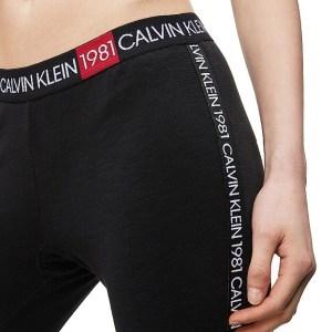 Leegíny Calvin Klein 1981 Bold čierne 001