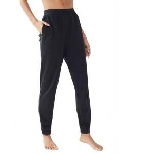 Tepláky Calvin Klein Tonal Logo Jogger čierne QS6305E 001 1