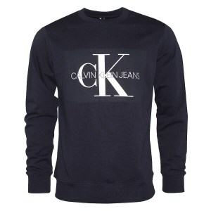 Mikina Calvin Klein Jeans Sweatshirt Night Sky