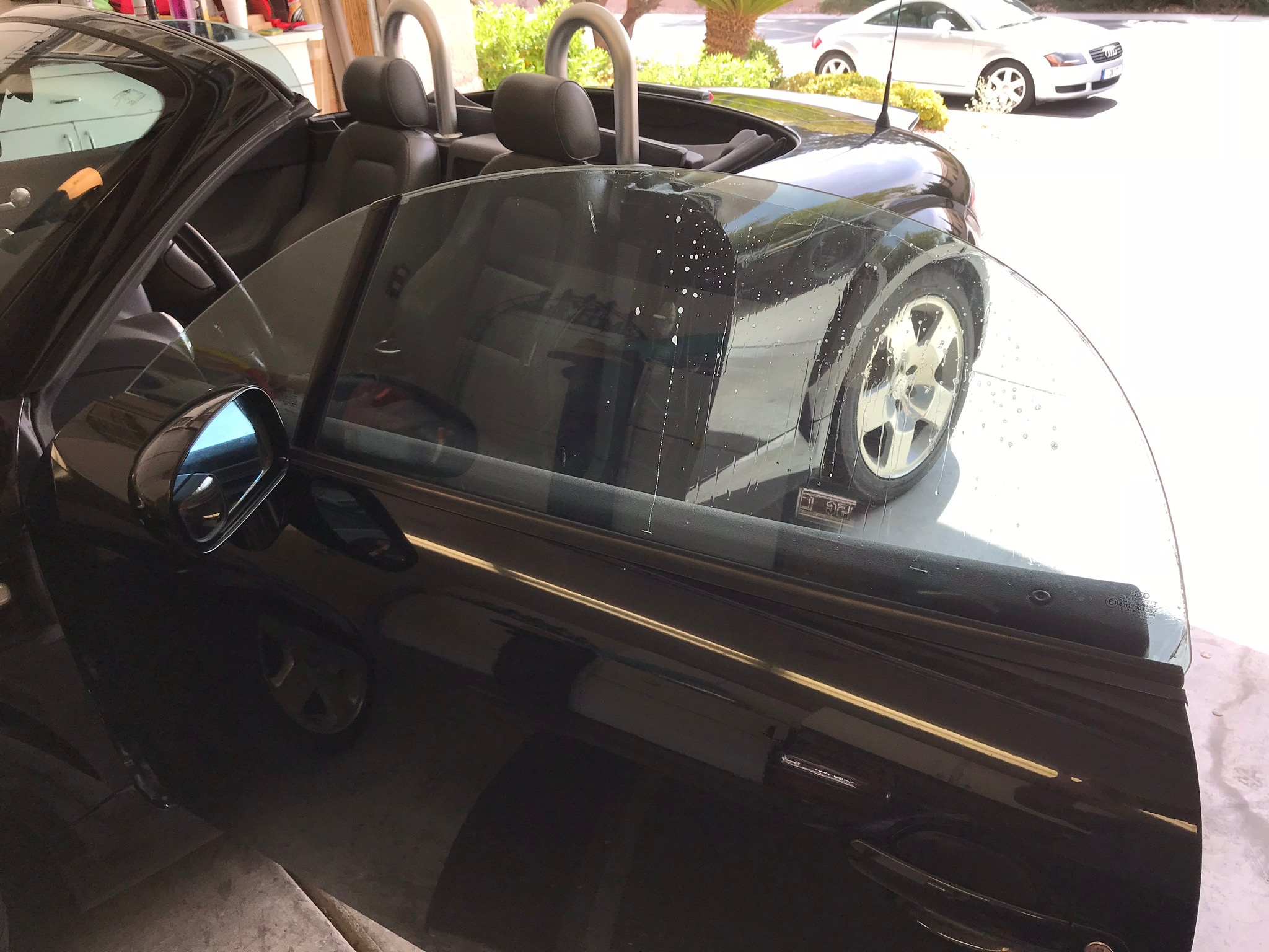 2001 Audi TT Roadster 225 Mk1 Project Car – Las Vegas TT Club