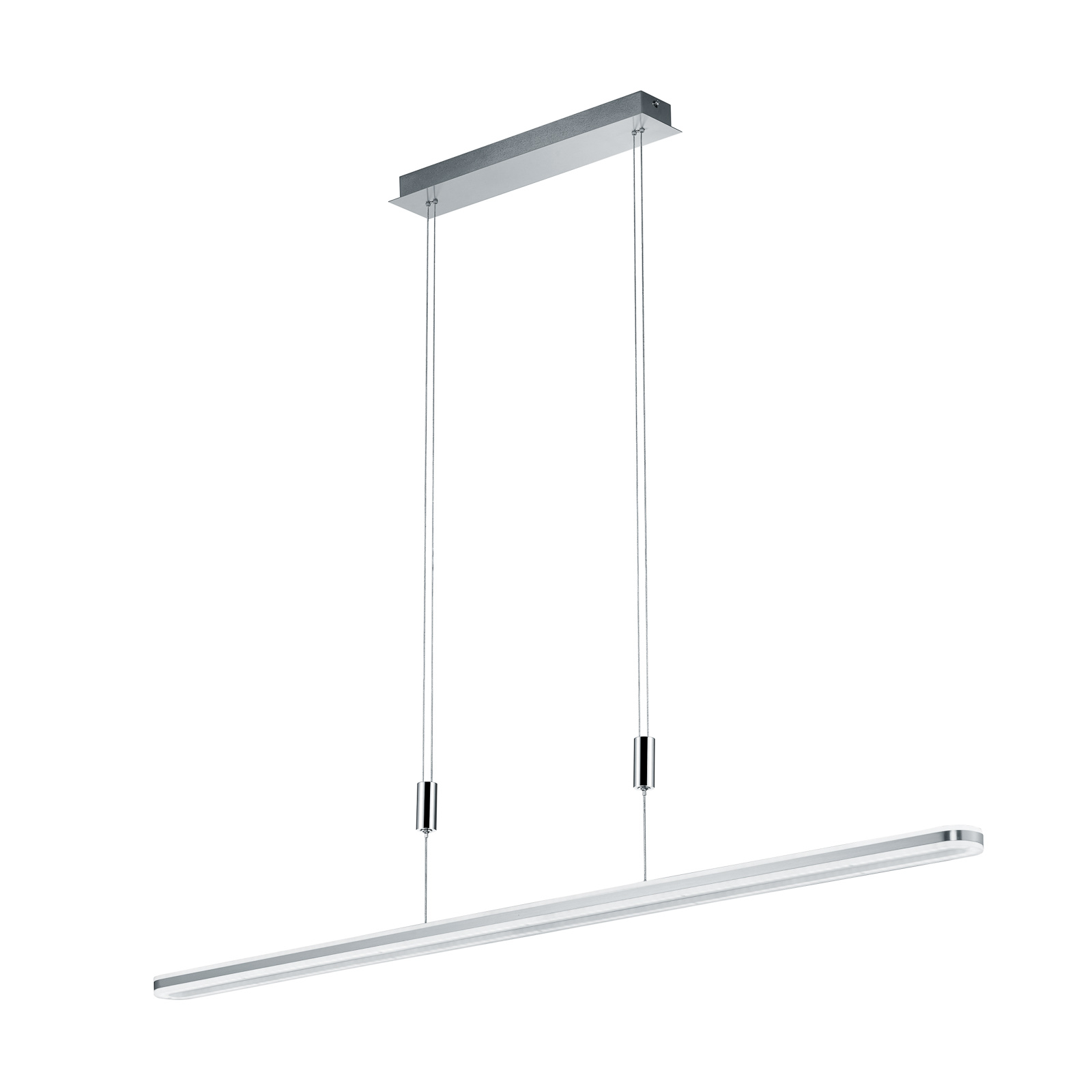 Leuchten Bilder B-leuchten Ontario Height-adjustable Hanging Lamp | Lights.co.uk