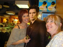Lise, me and R. Pat