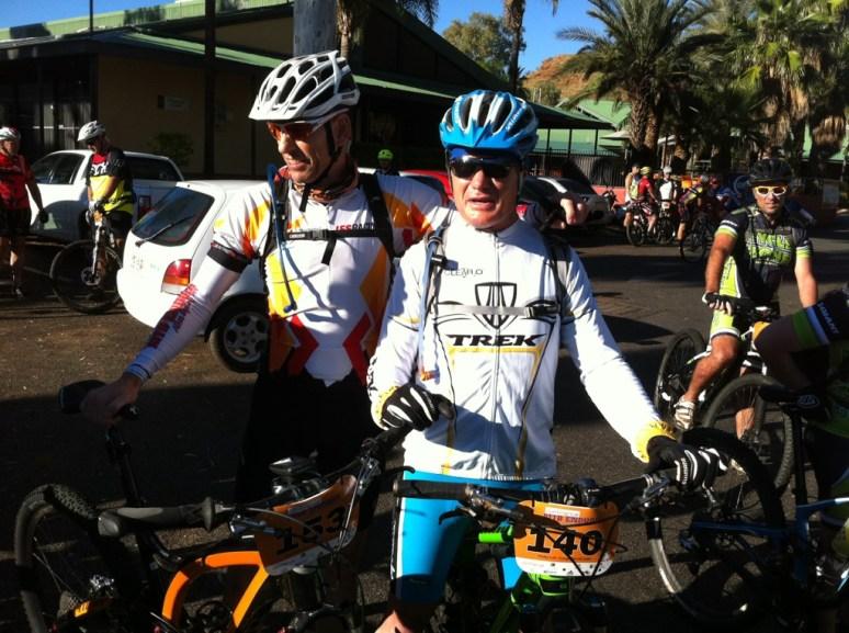 Alice Springs enduro