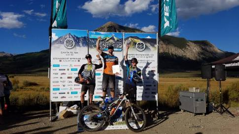 1st Place Men 21-39 2016 Big Mountain Enduro Series Overall