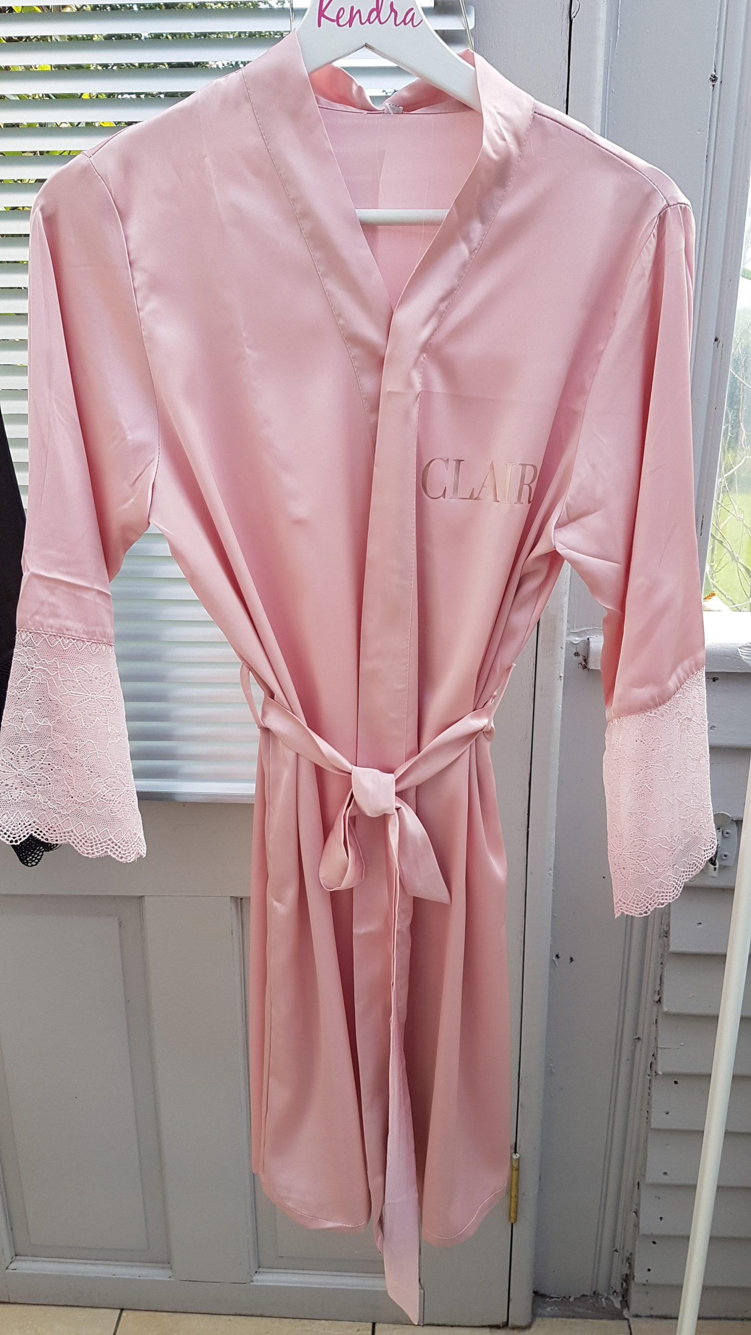 Lace Robes