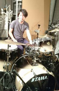 ドラム講師