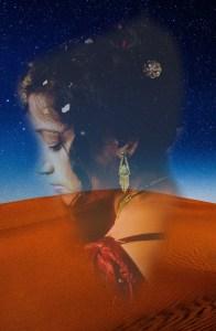 Missed blessings when Zipporah disliked God's command to Moses. Sad women in desert.