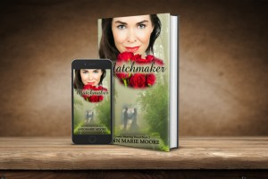 Matchmaker LWH series Book 2 cover and kindle cover