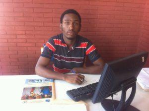 joseph 300x224 Sud-Kivu: Joseph Ryan NKOY  : L'histoire d'un culturel qui commence