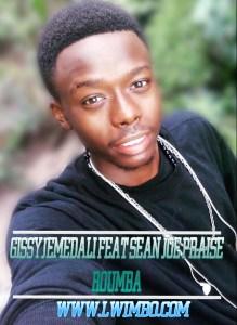 GISSYJEMEDALI ft SEAN JOE Praise ROUMBA www lwimbo com  mp3 image 219x300 Gissy Jemedali feat Sean Joe Praise - ROUMBA
