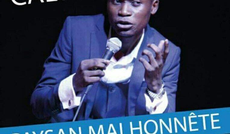 """commedie e1525279138802 Sud-Kivu: Calvin Mutabesha mettra le feu avec le fou rire à l'IF de Bukavu sous le titre """"LE PAYSAN MALHONNÊTE"""""""