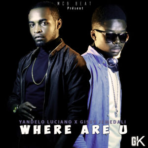 Yandelo Luciano ft Gissy Jemedali Where are you www lwimbo com  mp3 image 300x300 Yandelo Luciano ft Gissy Jemedali - Where are you