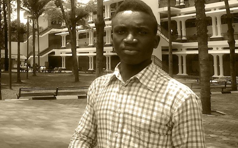 amini cishugi À 22 ans, Amini Cishugi est écrivain, éditeur et Youtubeur