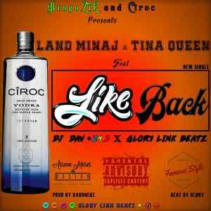 Land Minaj x Tina Queen Like Back Feat Dj Dav 243 Glory Link Beatz www Lwimbo com  mp3 image 300x300