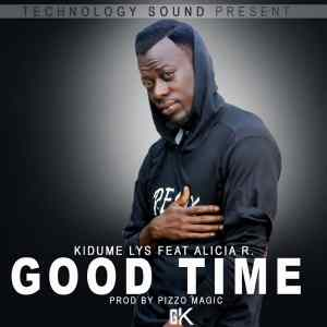 Kidume Lys Good Time Feat Alicia Produced by Pizzo Magic mp3 image 300x300 Kidume Lys - Good Time Feat. Alicia (Produced by. Pizzo Magic)