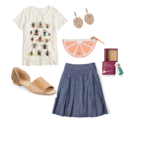 Four summer looks to beat the heat