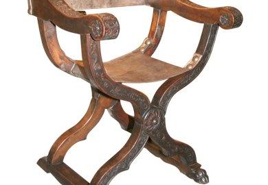 Dante Chair Italian Renaissance